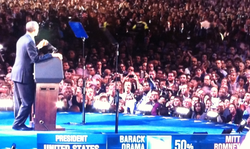 Barack Obama Victory Speech